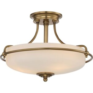 ELSTEAD LIGHTING Griffin QZ/GRIFFIN/SFSWS 5024005269915