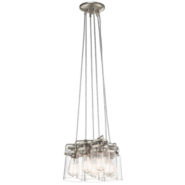 ELSTEAD LIGHTING Brinley KL/BRINLEY6 NI 5024005294214