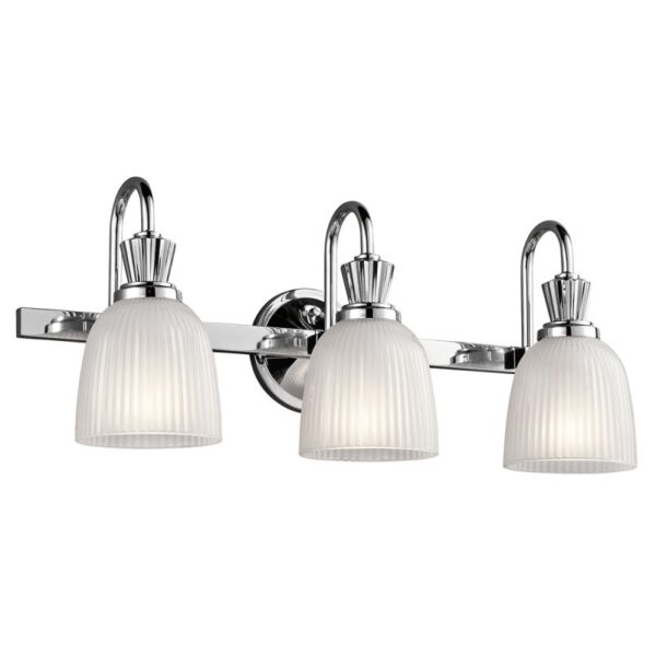ELSTEAD LIGHTING Cora KL/CORA3 BATH 5024005295617