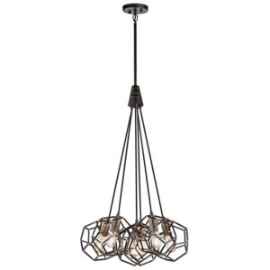 ELSTEAD LIGHTING Rocklyn KL/ROCKLYN6 RS 5024005299912