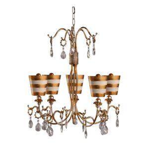 ELSTEAD LIGHTING Tivoli FB/TIVOLI5 GD  5024005320210