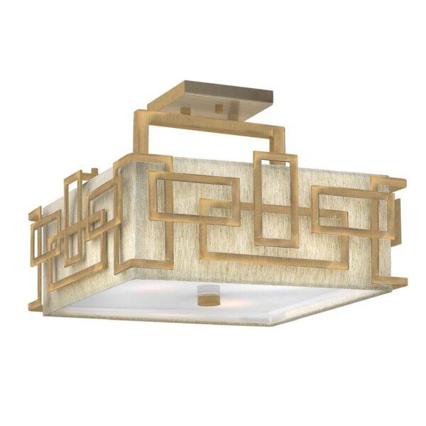 ELSTEAD LIGHTING LANZA HK/LANZA/SF BR 5024005333814
