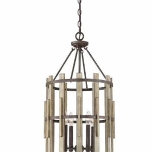 ELSTEAD LIGHTING Wood Hollow QZ/WOODHOLLOW/4P 5024005346517