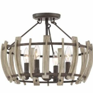 ELSTEAD LIGHTING Wood Hollow QZ/WOODHOLLOW/SF 5024005346814