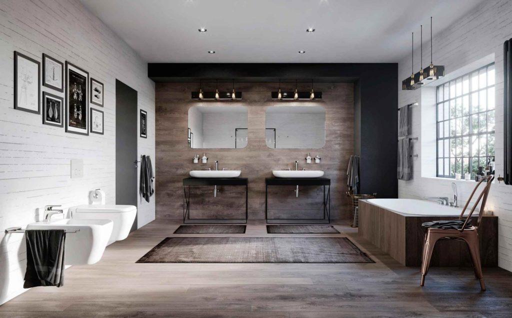 Zasady ergonomii: Jak wyposażyć łazienkę zgodnie z zasadami? Każdy, kto remontował łazienkę wie, że wyposażenie łazienki jest trudne do skompletowania, zwłaszcza, że zazwyczaj chodzi o małe pomieszczenie